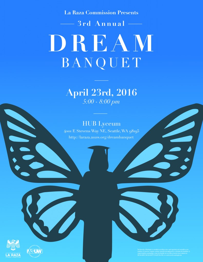 dream banquet fb poster